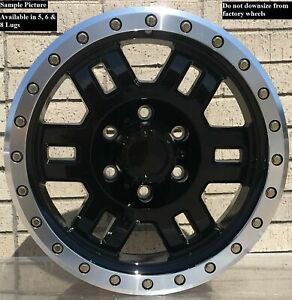 4 New 18 Wheels For Dodge Ram 1500 2007 2008 2009 2010 2011 2012 Rims 1814