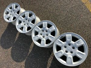 17 Honda Ridgeline Pilot Oem Factory Stock Wheels Rims Sh Elite 5x120
