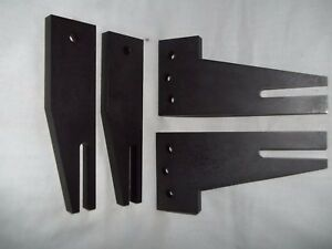 Tobin arp Vgs Cylinder Head Machine Custom Made Head Holder Tooling Plates