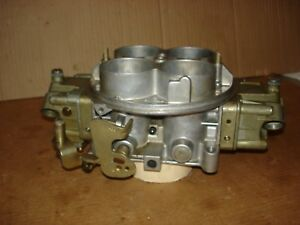 Vintage Holley 1150 Cfm Carburetor List 7320 4500 Dominator Gasoline 4 Bbl Carb