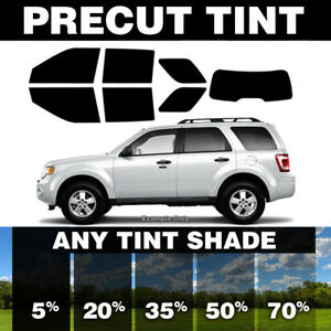 Precut Window Tint For Chevy Tahoe 4 Door 01 05 all Windows Any Shade