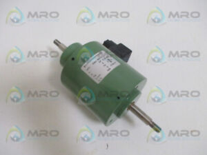 Cemi Enc80 32 Electromagnet Linear Solenoid 24v New No Box
