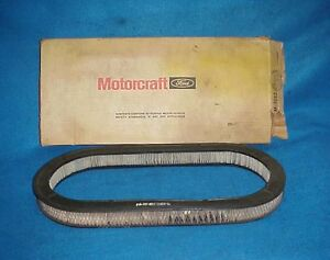 Nos Ford 63 64 Galaxie Air Cleaner Filter Tri Power 3x2 2x4 Shelby Mustang 428