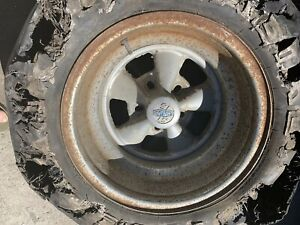 1 Vintage Rare 15 X 10 Cragar Ss 5 On 4 75 4 5 Chevy Ford Mopar Bolt Pattern