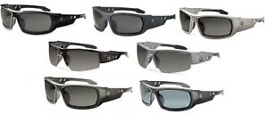 Ergodyne Skullerz Odin Safety Glasses Eye Protection Work Gear your Choice