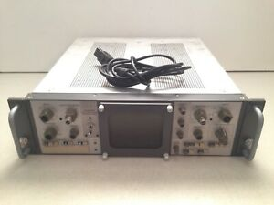 Untested Vintage Tektronix 1485r Waveform Monitor