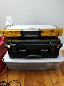 Whelen Mini Edge Lfl Strobe Lightbar