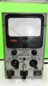Radio City 664 Vom Ohmmeter 1 Pc