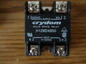 Solid State Relay Crydom H12wd4850 New