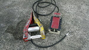 Extricator Ii the Boss Hydraulic Rescue Spreader Rs 11