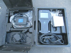Saab Tech Ii Diagonstic Scanner By Hewlett Packard