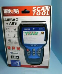 Innova 3140g Obd1 Scantool Kit With Airbag Abs With Live Data