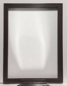 Antique Arts And Crafts Mission Oak Picture Frame Fits 17 1 2 X 24