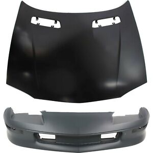 New Auto Body Repair Kit Front For Chevy Chevrolet Camaro 1993 1997