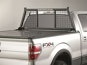 Backrack 144sm Half Safety Headache Rack Frame Fits Ram 16 18 1500 2500 3500