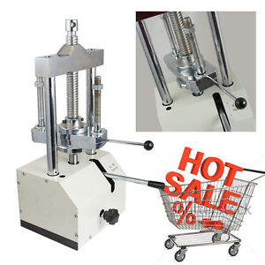 Dental Laboratory Hydraulic Press Lab Equipment Presser For Dental Technicians