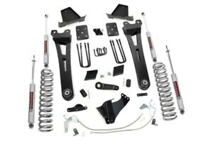 Rough Country 6in Lift Kit Radius Arms 2015 2016 Ford F 250 Diesel 4wd No Overld