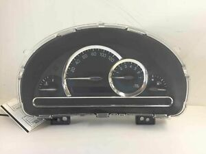 2009 2010 Chevy Hhr Speedometer Instrument Cluster Mph Exc Ss At 20819151