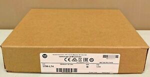 New Sealed Allen bradley 1756 l74 b Controllogix Logix5574 Processor 16mb