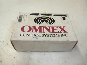 Omnex Ds iai4 4 Channel 4 20ma Input Module Assy 2249 01 new In Box