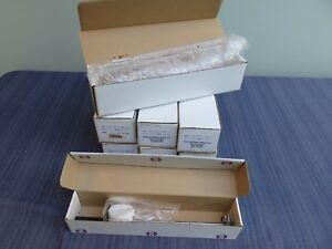 Technical Glass Products Ubbelohde Uncalibrated Viscometers 7 Sizes And Holder