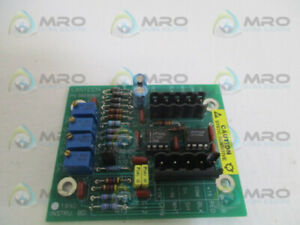 Lantech 55030403 Load Cell Circuit Board used