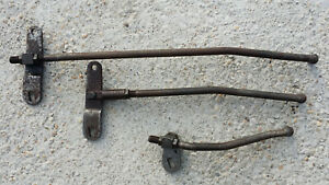 Original 1965 67 Corvette Muncie 4 Speed Shifter Linkage Rods Lever Arms Chevy
