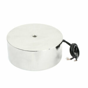 24v 0 57a 120kg Electric Lifting Magnet Electromagnet Solenoid 100x40mm