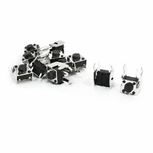 11 Pcs Momentary Contact Tactile Push Button Micro Switch