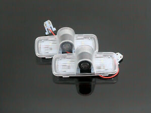 4x 3d Led Projector Logo Lights Laser Door Lamp For Honda Accord Crosstour Pilot