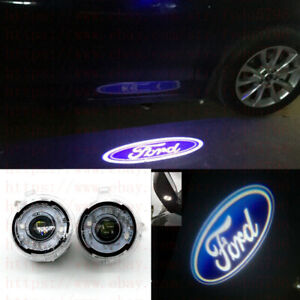 Ghost Shadow Leds Side Rear View Mirror Puddle Lights For 2010 18 Ford Explorer