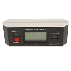 Digital Angle Guage Level Protractor Bevel Gauge Level Meter Angle Meter