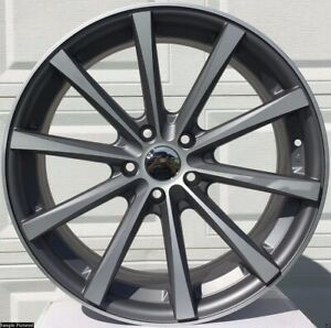 4 New 19 Wheels Rims For Acura Tl Ilx Mdx Rdx Tlx Integra Nsx Tsx Rsx S 444