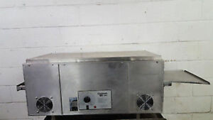 Holman Qt14 Commercial Conveyor Toaster Warmer Oven For Subs Sandwich Pizza