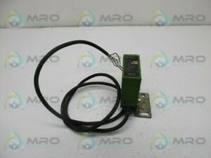 Sunx Nx52m Photoelectric Beam Sensor Used