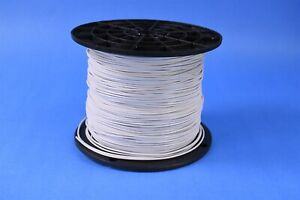 1 000 Mil spec Wire 16 Awg 19 Strands 600v Tin Plated Copper Tfe M16878 bje 9