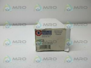 Coilhose Pneumatics 26c2 Coalescing Filter new In Box