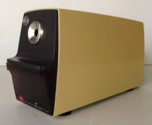 Vintage Heavy Duty Toshiba Esper Pencil Matic Electric Pencil Sharpener Ps 10