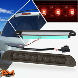 For 01 07 Ford Escape mercury Mariner Led Third 3rd Tail Brake Light lamp Smoked