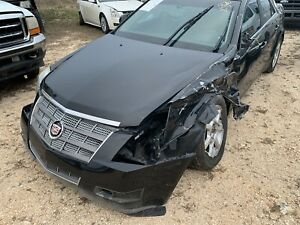 Front And Rear Seats Cadillac Cts 09