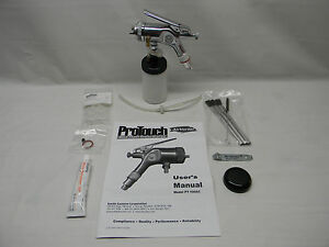 Airverter Protouch Hvlp Industrial Paint Spray System W trigger Air Control 623