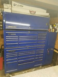 Snap On Tool Box 4 Pieces