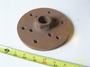 Wood Lathe Outboard Handwheel Face Plate Oliver 1 X 8tpi Aa
