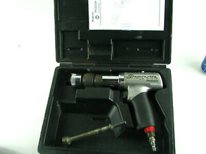 Snap On Ph3050a Pneumatic Air Hammer Chisel Tool W Case Working Snapon