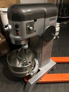 Hobart 60 Qt Mixer H600 Reconditioned W Bowl Dough Hook Paddle