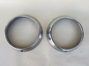 1951 Mercury Ford Headlight Trim Rings Bezels Thank You