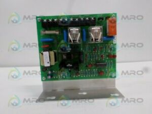 Lantech P 010669 Ac Relay Logic Controller new No Box