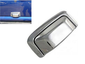 For 2000 2006 Chevy Suburban Tahoe Chrome Tailgate Door Handle Cover Covers