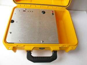 Hardigg Storm Case Im2100 Configured For Electronics Instrument Enclosure