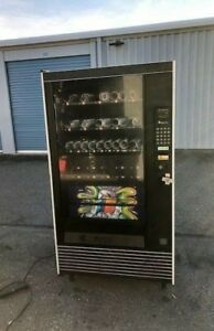 Automatic Products Ap Lcm4 Lcm 4 Combo Snack Soda Drink Vending Machine